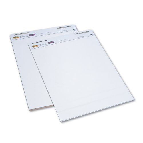 Sticky notepad for easel or wall mount