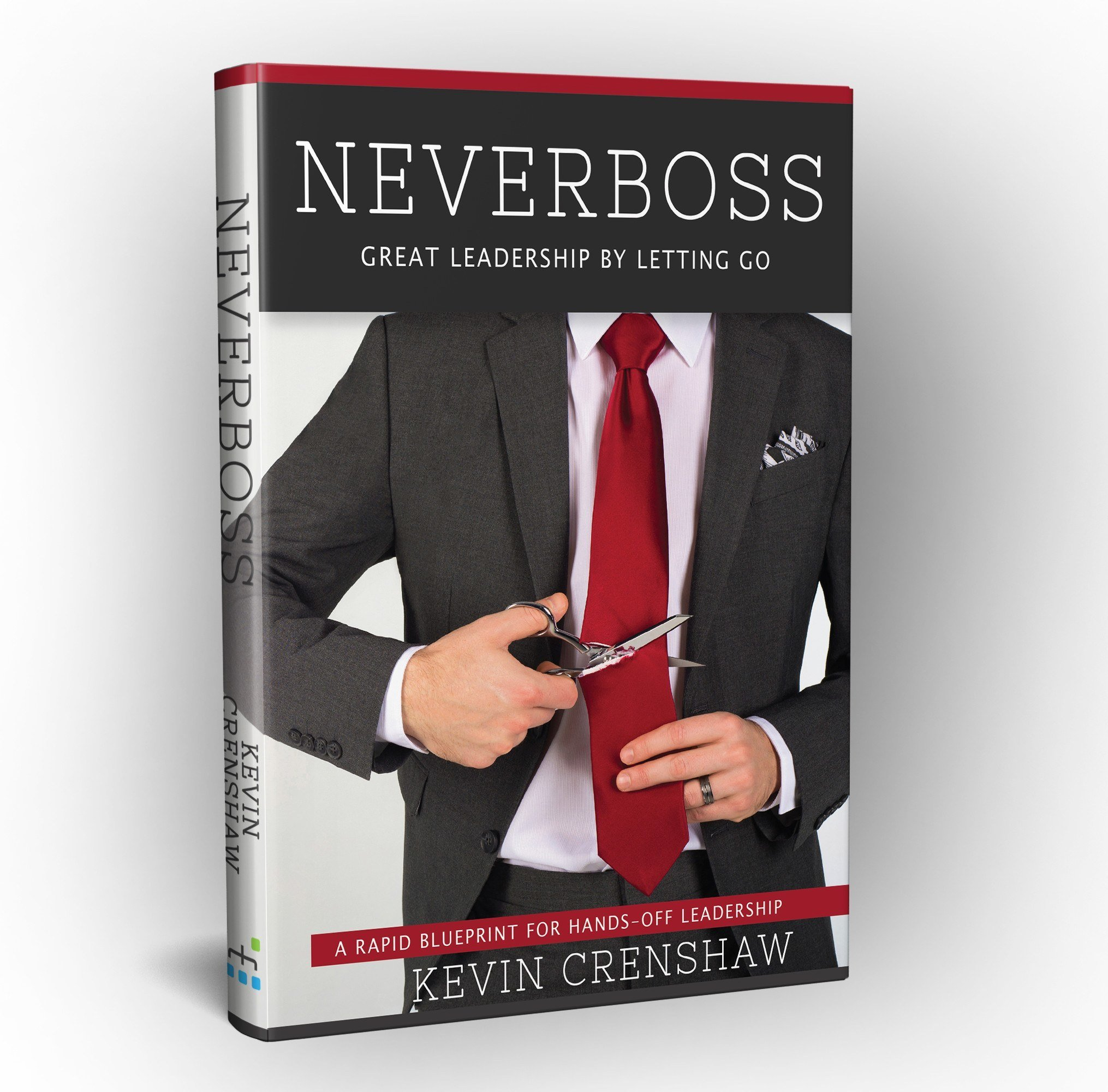 Neverboss Hardcover Book